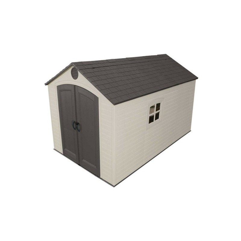 Lifetime 8 x 12.5 ft Outdoor Storage Shed 6402