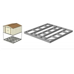 Arrow Sheds Foundation Base Kit 8x8, 10x8 or 10x9 (FDN109)