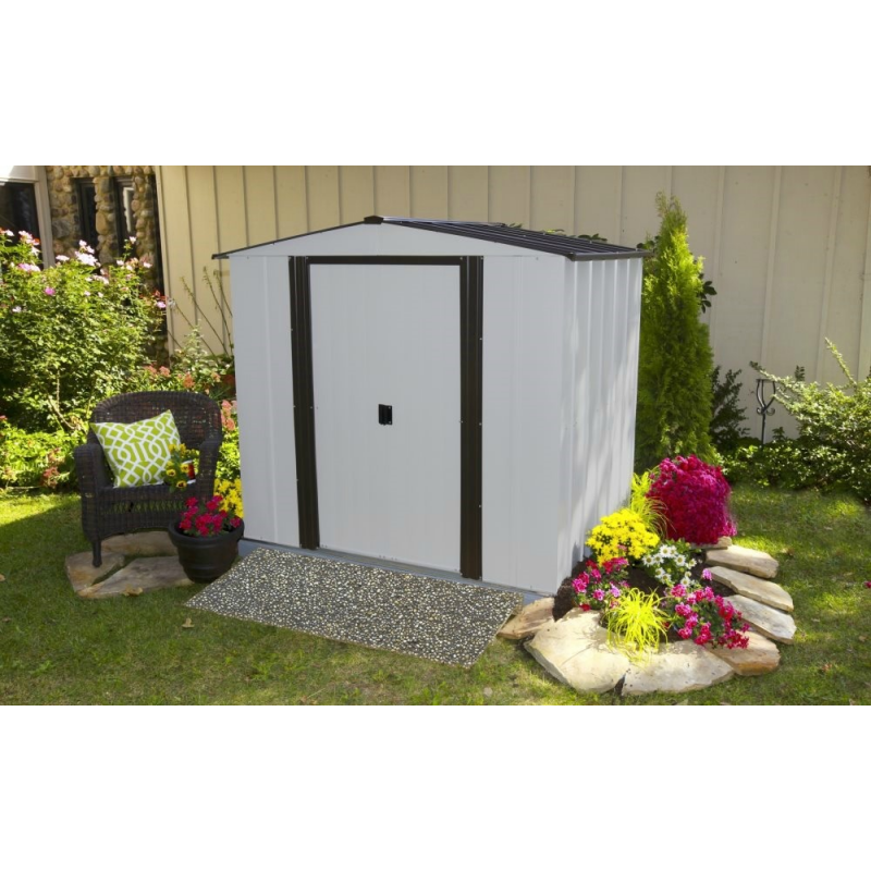 Newburgh 6x5 Arrow Storage Shed Kit (NW65)