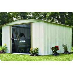 Arrow 10x10 Spacemaker Steel Storage Shed Kit (SSR68101-A)