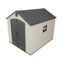 Lifetime 8' X 10' Storage Shed (1 Window) (60115)