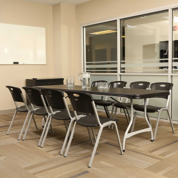 Lifetime 27 Pack 8ft Commercial Stacking Folding Tables