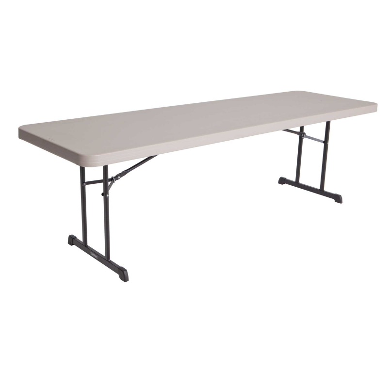 Lifetime 4-pack 8ft Professional Grade Tables - Putty (480127)