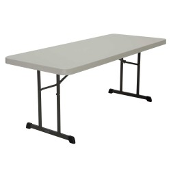 Lifetime 18-Pack 8ft Professional Tables - Putty (880250)