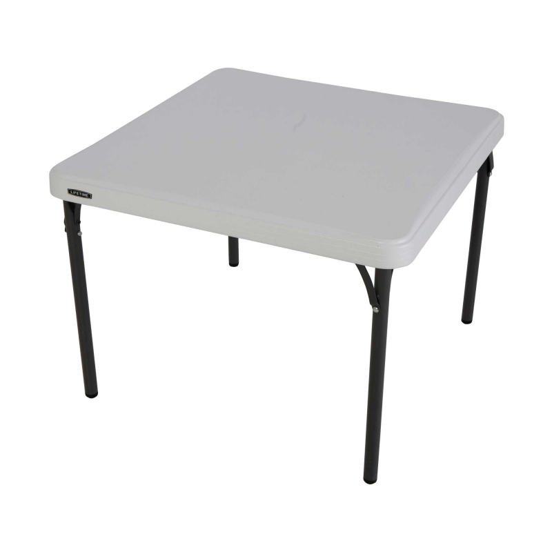 Lifetime Commercial Children's Folding Table - White (80534)