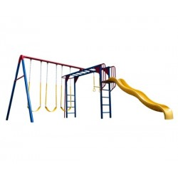 Lifetime Monkey Bar Swing Set (Primary) 90177