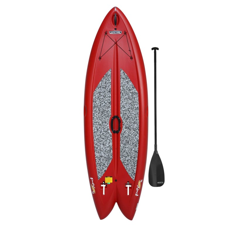 Lifetime Freestyle XL™ Paddleboard w/ Paddle (Red) 90239