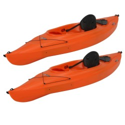 Lifetime 2-Pack Payette 116 in. Kayaks - Orange (90642)