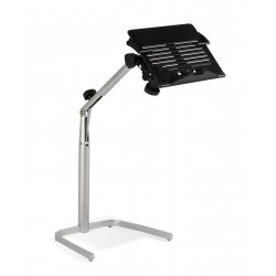 Jesper Office 200 Tablet Floor Stand - Black (200-BLK)