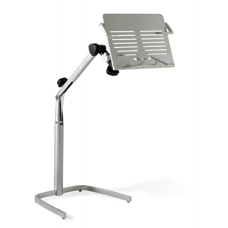 Jesper Office 200 Tablet Floor Stand  - White (200-WH)