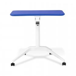 Jesper Office 201 Workpad Height Adjustable Laptop Desk - Blue Top 201-BLUE)