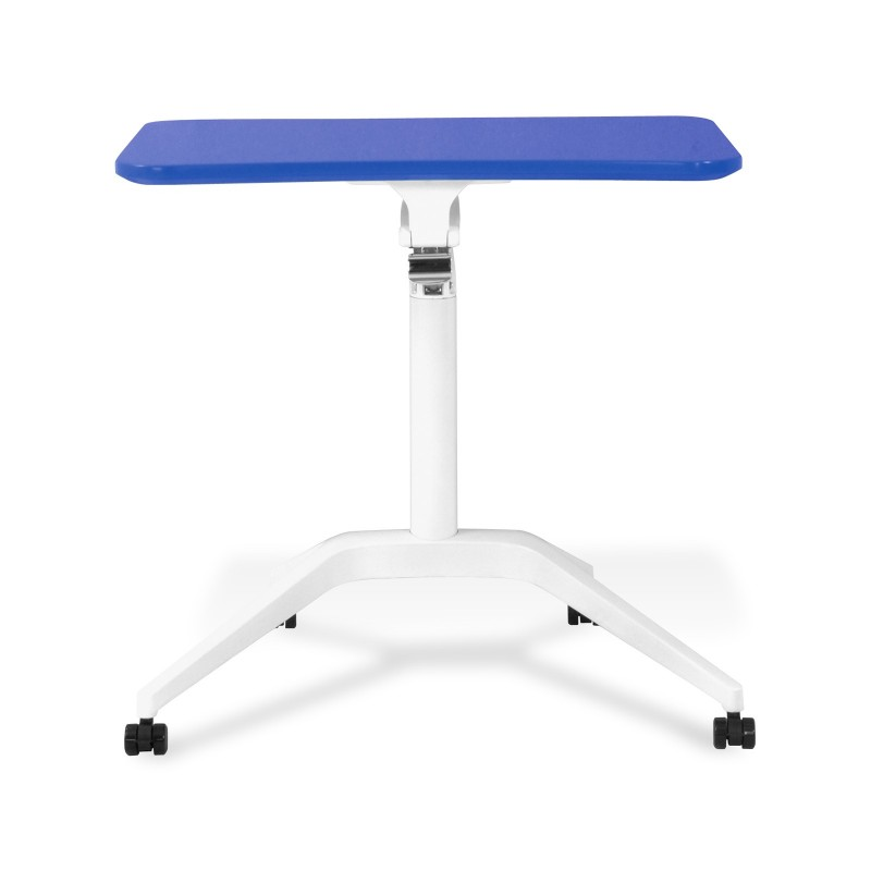 Jesper Office 201 Workpad Height Adjustable Laptop Desk - Blue Top 201-BLUE)
