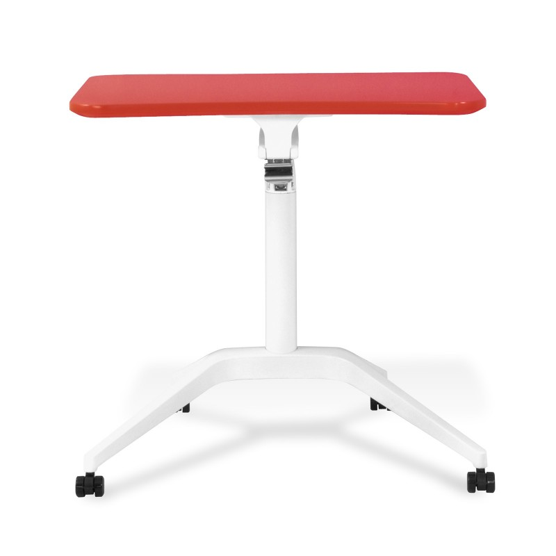 Jesper Office 201 Workpad Height Adjustable Laptop Desk Red Top (201-RED)