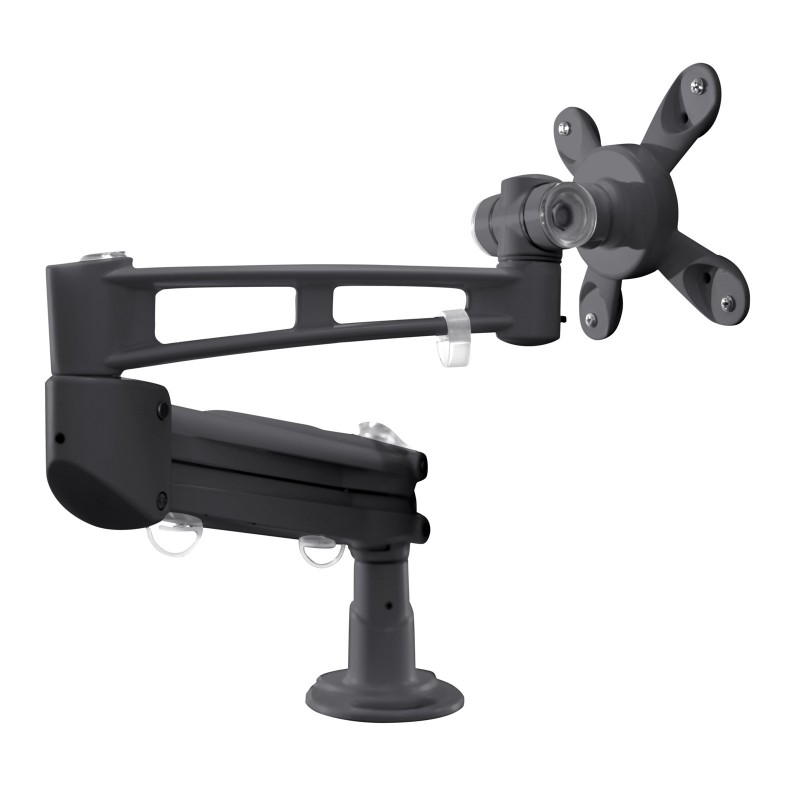 Jesper Office Ergonomic Monitor Arm - Anthracite (A1008-AN)