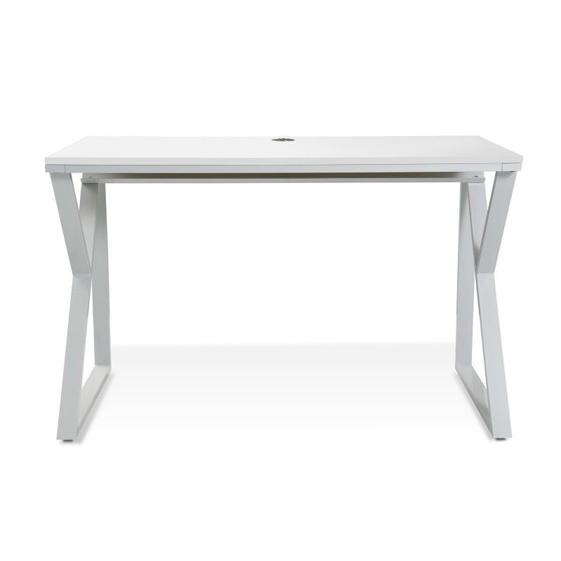Jesper Office Computer Desk - White (222-WH)