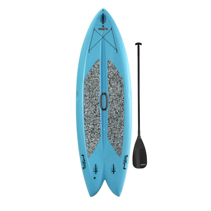 Lifetime Freestyle XL Paddleboard w/ Paddle - Glacier Blue (90531)