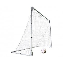 Lifetime Adjustable Height Portable Soccer Goal (7x 5 ft) 90046