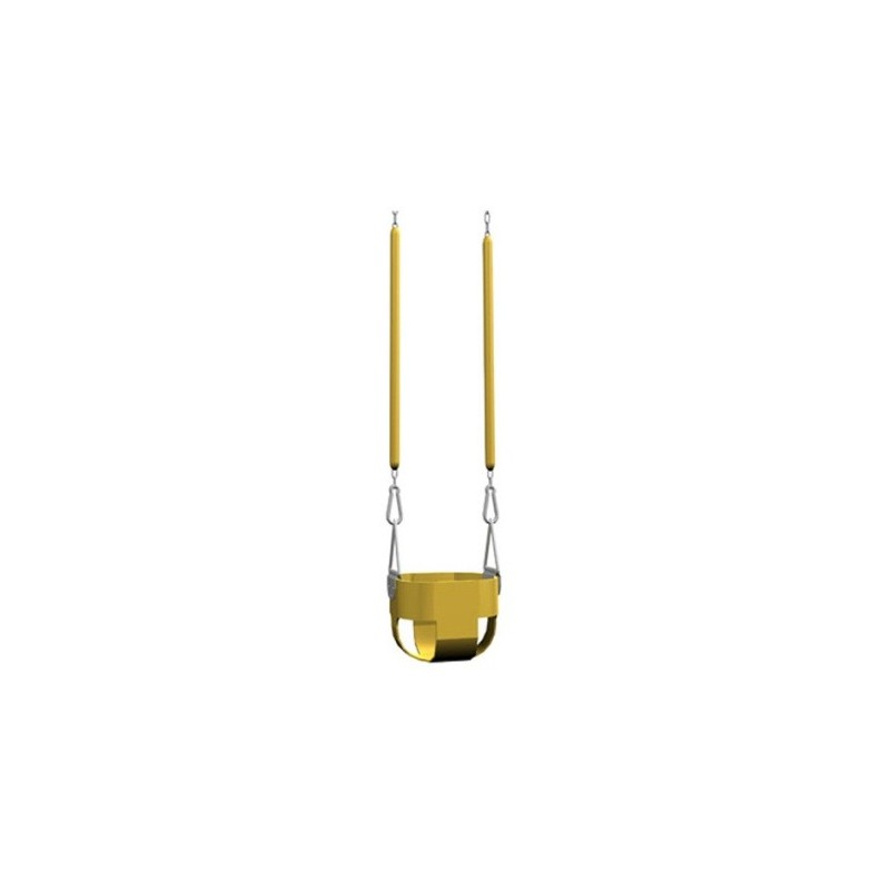 Toddler Bucket Swing (Yellow) 412000