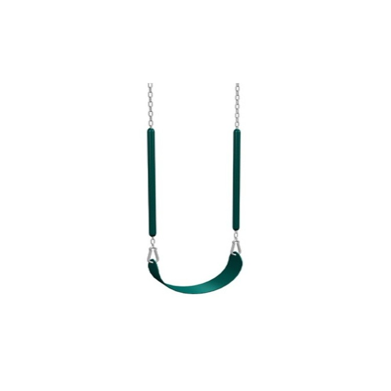 Belt Swing with Encapsulated Chains (Green) 411000