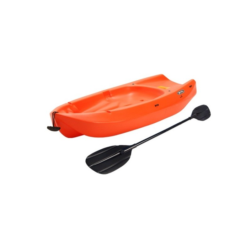 Lifetime 6 ft Wave Youth Kayak w/Paddle (Orange)