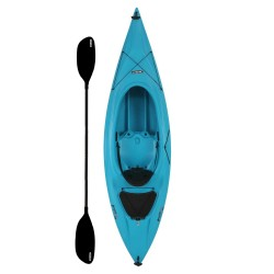 Lifetime 116 Inch Payette Sit Inside Kayak - Glacier Blue (90692)