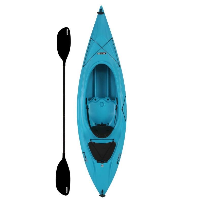 Lifetime 116 Inch Payette Sit Inside Kayak - Glacier Blue (90692)
