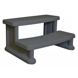 Blue Wave Economical Side Step Spa - Gray (NP5402)
