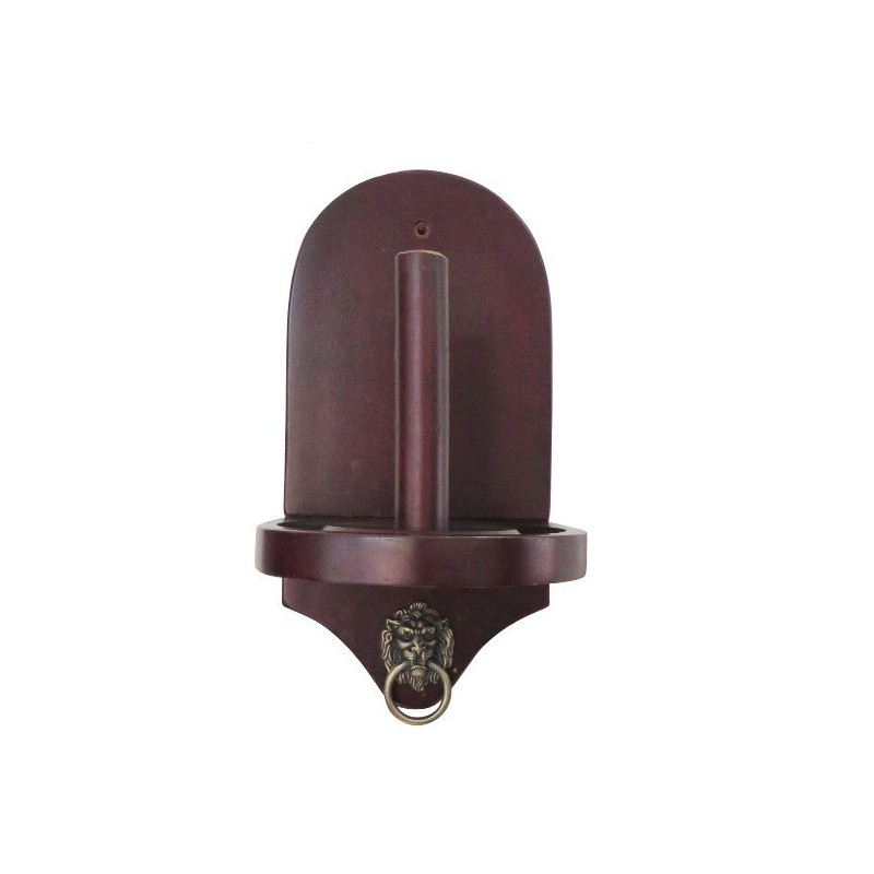 Blue Wave Premier Cone Chalk Holder - Mahogany (NG2549M)