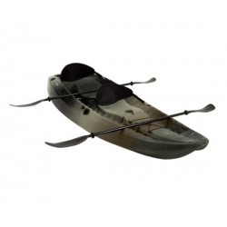 Lifetime 10 ft Sit-On-Top Sport Fisher Kayak (Camouflage) 90157