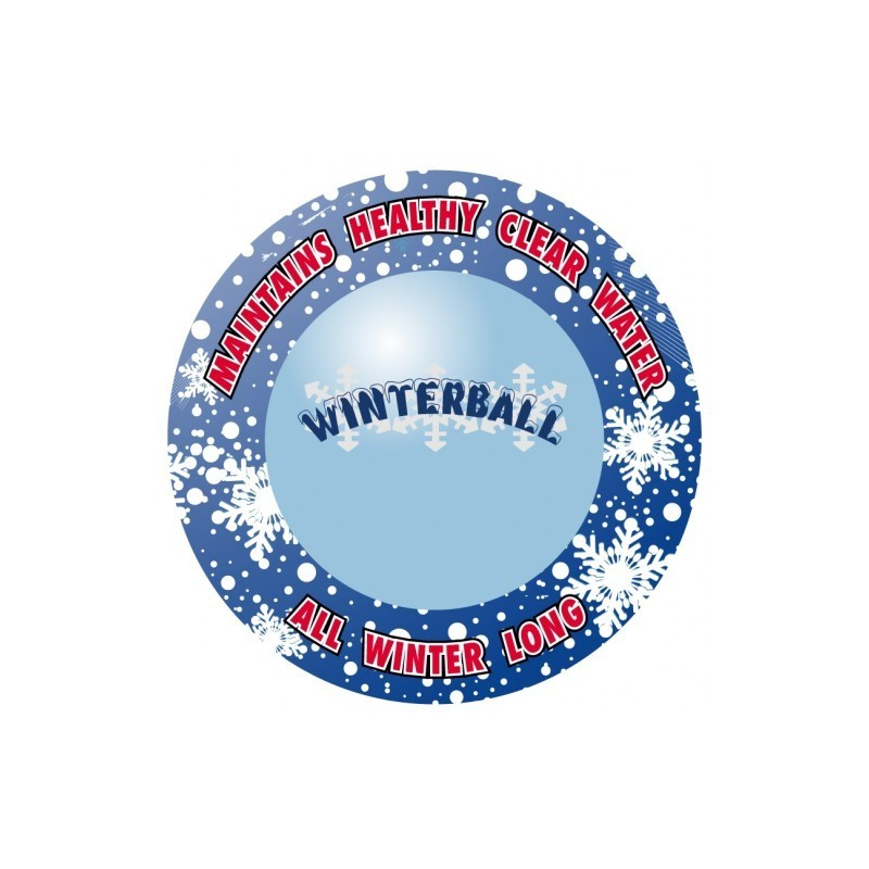 Blue Wave Winterball Natural Enzyme Winterizer (NW330)