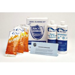 Blue Wave 7,500 Gallon Pool Closing Kit	 (NY908)