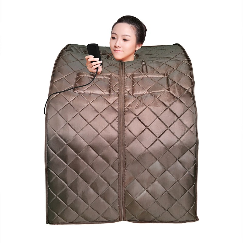 Heat Wave Harmony Deluxe Oversized Portable Sauna (SA6315)