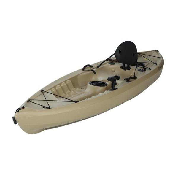 2016 lifetime tamarack angler fishing kayak for Lifetime fishing kayak