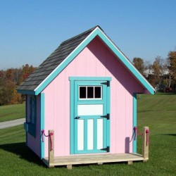 Ez Fit A Frame 6 X 6 Playhouse Kit