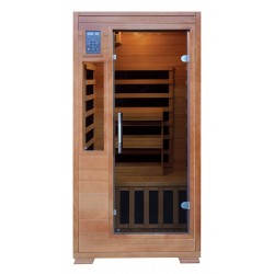 Blue Wave Majestic 1-2 Person Sauna model SA3202