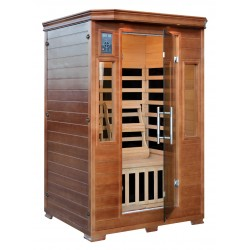 Blue Wave Majestic 2 Person Sauna Premium Unit (SA3209)