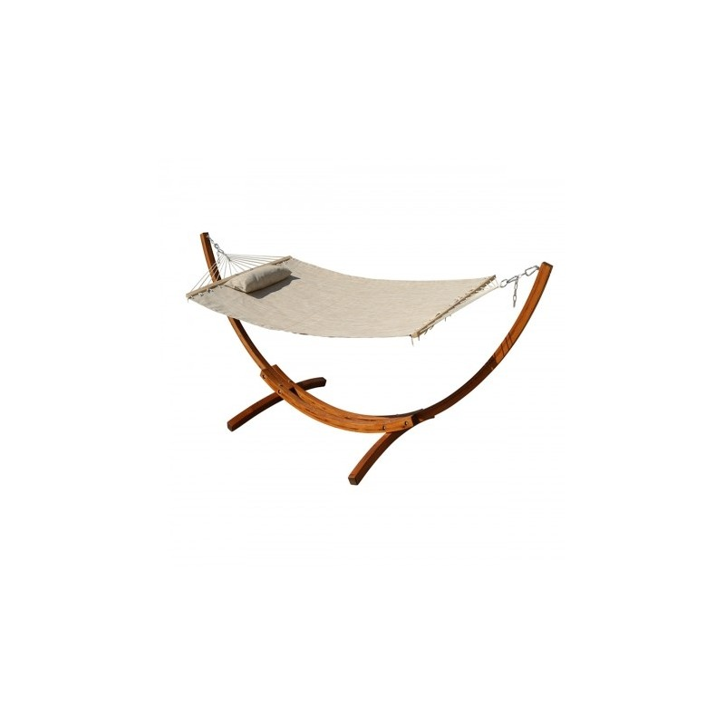 Leisure Season Hammock Stand With Hammock  (HSWH202)