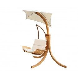 Leisure Season Swing Chair with Umbrella (SCU894
