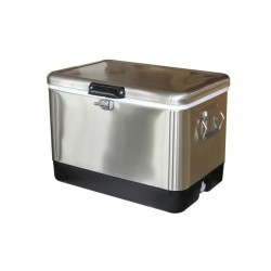 Leisure Season Stainless Steel Cooler (SSC1288)