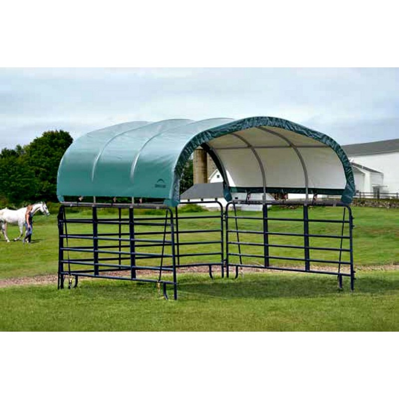 "Shelter Logic Corral Shelter 12'x12'x5'6"" (51523)"