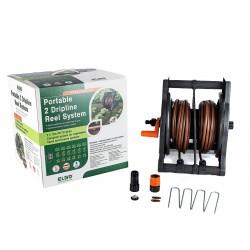 ELGO Portable 2 Dripline Reel System (ELDNR)