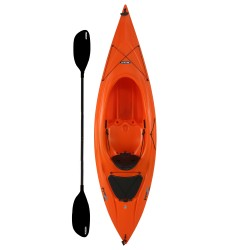 Lifetime Payette 116 Kayak - Orange (90691)
