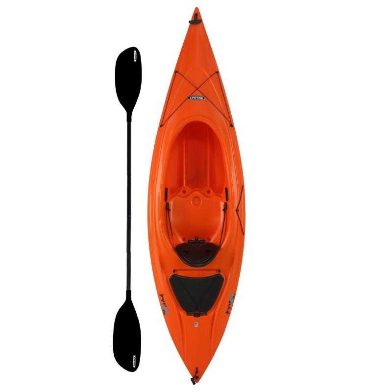 Lifetime Payette 116 Kayak - Orange (90691)