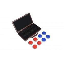 Carmelli Pro Series Shuffleboard Puck Set (NG1227)