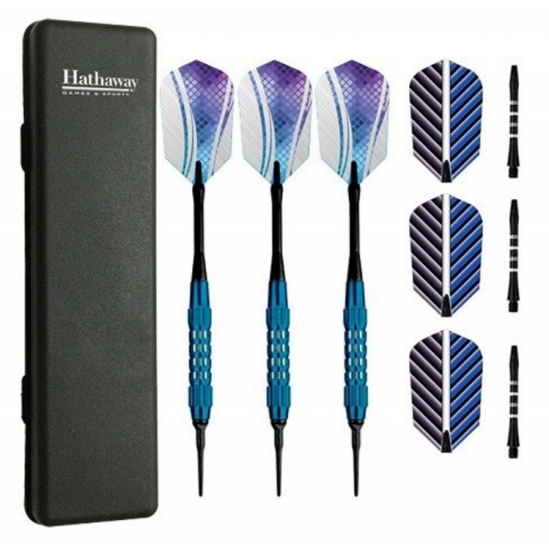 Carmelli Galaxy Soft Tip Darts - Set of 3 (NG1057)
