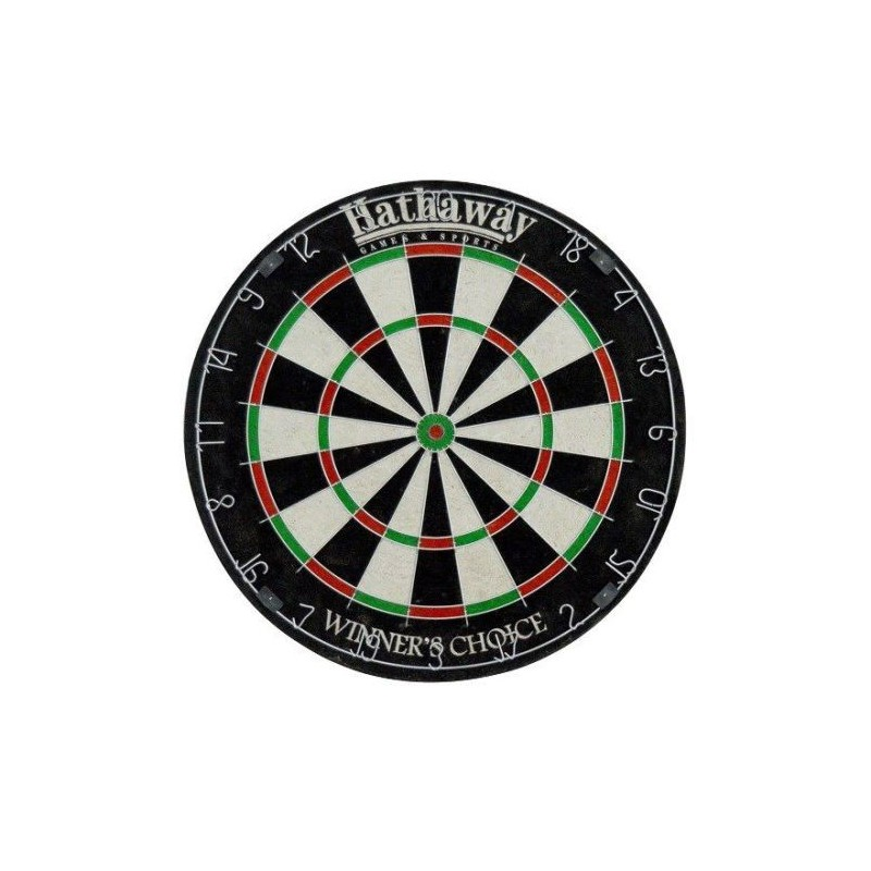 Carmelli Winners Choice 18-in Sisal Dart Board (NG1043D)
