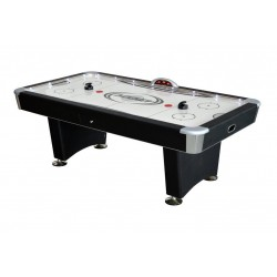 Carmelli Stratosphere 7.5ft. Air Hockey Table with Docking Station (NG2438H)