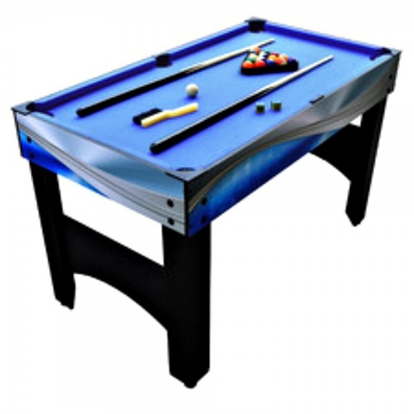 Carmelli Matrix Inch In MultiGame Table NGM - Carmelli pool table