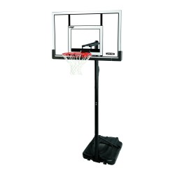 "Lifetime XL Base, 52"" Steel-Frame Shatterproof , Action Grip (90176 )"