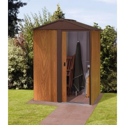 Kiel 5x4 Arrow Storage Shed Kit (WL54)